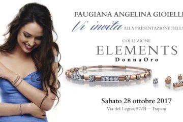 Elements Donna Oro, il 28 ottobre da noi