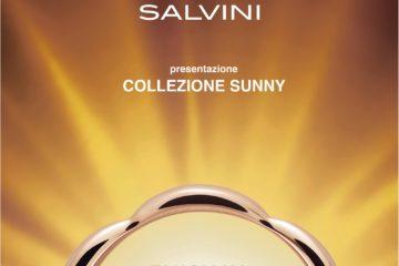 presentazione collezione sunny salvini
